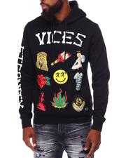 Eternity BC / AD - VICES PATCHWORK HOODIE-2696610
