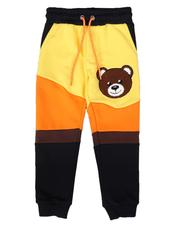 Boys - Logo Chenille Color Block Jogger Pants (4-13)-2695610