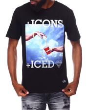 Eternity BC / AD - DIAMONDS DANCING ICONS TEE-2695679