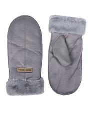 Winter Accessories - Cozy Mittens W/ Faux Fur Cuff-2696462