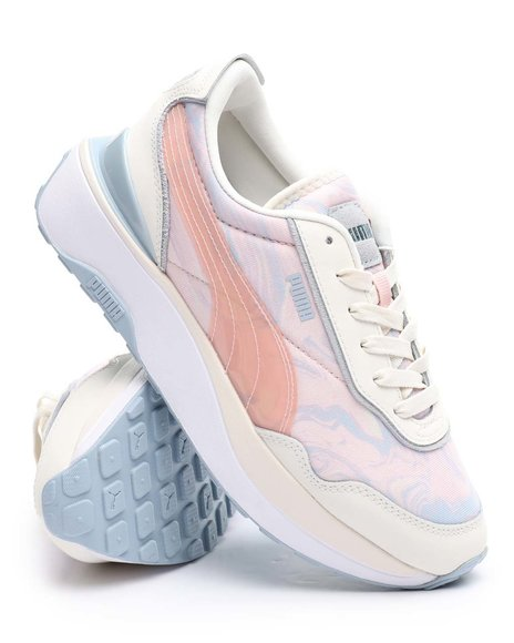 Puma - Cruise Rider Marble Sneakers