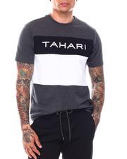 Tahari - COLORBLOCK LOGO CREW-2695118