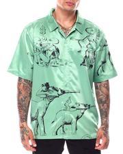 Shirts - HOPE UNSEEN VIMANA BUTTON UP SHIRT-2695853