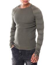 Men - Ribbed Raglan Sweater-2696440