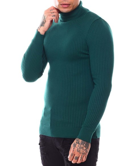 Buyers Picks - LS Ribbed Knit turtle neck