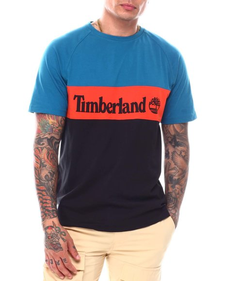 Timberland - SS CUT AND SEW TEE