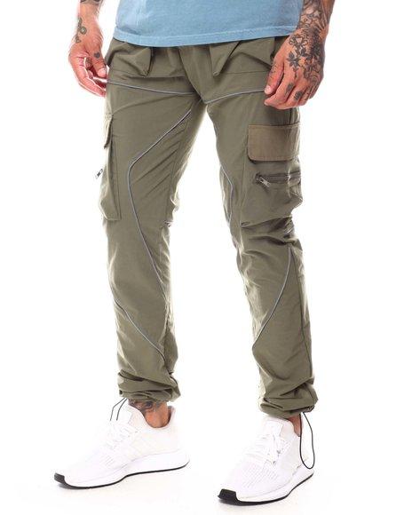 American Stitch - Cargo Pocket Stretch Nylon Pants