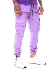 Men - Cargo Pocket Stretch Nylon Pants-2696694