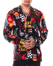 Shirts - Fury LS Shirt-2696935