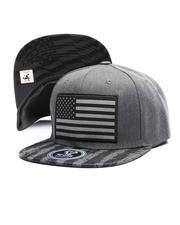 Snapback - US Flag Snapback Hat-2696869
