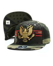 Snapback - Eagle Snapback Hat-2696898