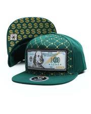 Snapback - Money Bill Snapback Hat-2697017