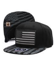 Snapback - US Flag Snapback Hat-2697281