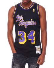 Mitchell & Ness - LOS ANGELES LAKERS Reload Swingman Jersey - Shaquille O'Neal-2697407