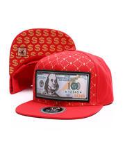 Snapback - Money Bill Snapback Hat-2697294