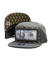 Snapback - Money Bill Snapback Hat-2697296