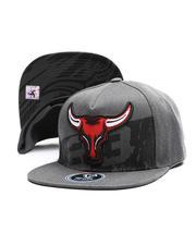 Snapback - Bull 23 Snapback Hat-2697272
