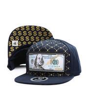 Snapback - Money Bill Snapback Hat-2697295
