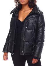 Steve Madden - Faux Leather Puffer-2696385