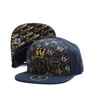 Snapback - King Multi Crown Snapback Hat-2697444
