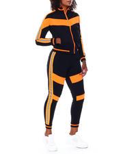 Sets - Reflective Track Suit Set-2696251