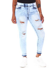 Jeans - Distressed Jeans-2696274