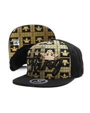 Snapback - King Multi Crown Snapback Hat-2697406