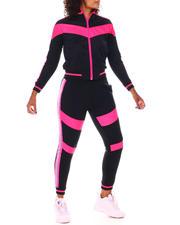Sets - Reflective Track Suit Set-2696255