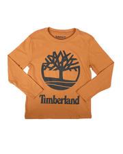 Timberland - Tree Co Long Sleeve Tee (8-20)-2697796