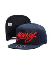Snapback - More Money Snapback Hat-2697454