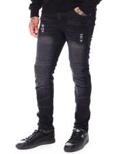 Jeans - Rip and Repair Stretch Moto Jean-2697763