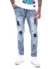 Jeans - Paint Splatter Ripped Jean-2697868