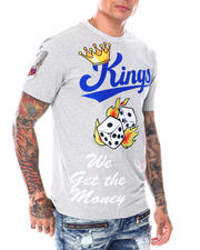 Eternity BC / AD - KINGS WE GET THE MONEY TEE-2698038