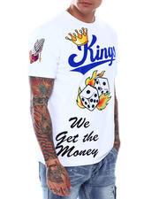 Eternity BC / AD - KINGS WE GET THE MONEY TEE-2698044