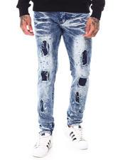 Jeans & Pants - Paint Splatter Ripped Jean-2697822