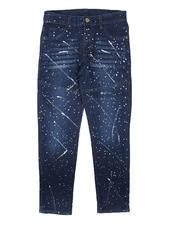 Boys - Paint Splatter Jeans (8-16)-2698514