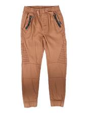 Phat Farm - Skinny Stretch Twill Joggers W/ Zipper Detail (8-18)-2698297