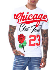 T-Shirts - CHICAGO CHI TOWN TEE-2698305
