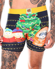 Loungewear - South Park Kenny Christmas Light Boxer Briefs-2699027