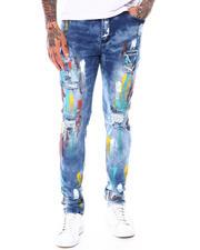 SWITCH - Color Splatter Jean-2699387