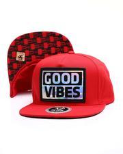 Buyers Picks - Good Vibes Snapback Hat-2697456
