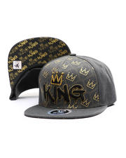 Buyers Picks - King Multi Crown Snapback Hat-2697424
