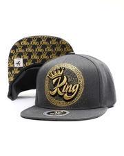 Buyers Picks - King Circle Snapback Hat-2697468