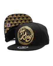 Buyers Picks - King Circle Snapback Hat-2697469