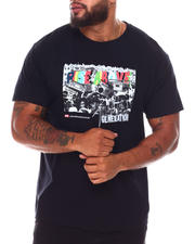 T-Shirts - Rise Above T-Shirt (B&T)-2697786