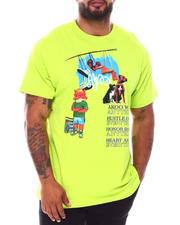T-Shirts - Akoo With Anything T-Shirt (B&T)-2697813
