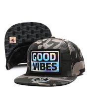 Buyers Picks - Good Vibes Snapback Hat-2697459