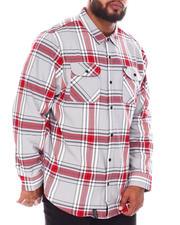 Button-downs - Always Ahead Flannel (B&T)-2698153