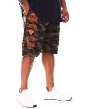 Shorts - Go Outside Globe Camo Short (B&T)-2698302