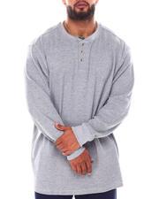 Buyers Picks - Thermal Henley Long Sleeve Top (B&T)-2698335